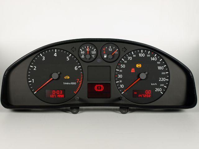 AUDI Audi A4/S4 (8D) Fallo completo