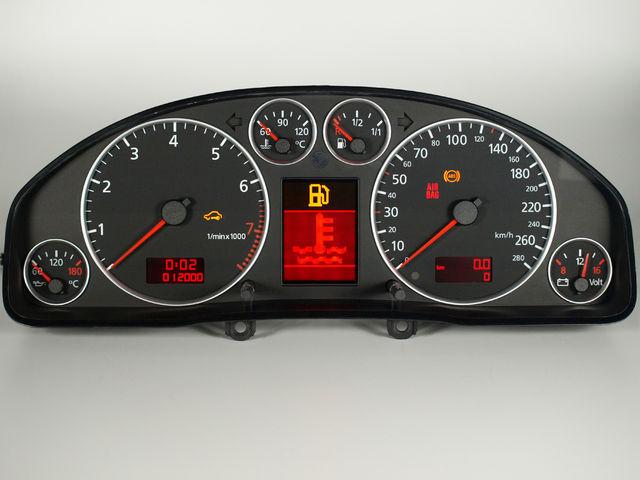 AUDI Audi A4/S4 (8D) Fallo indicador