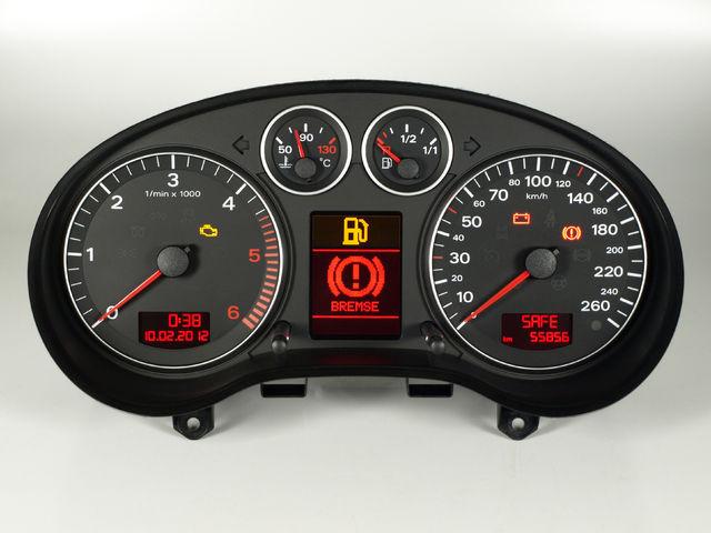 AUDI Audi A3/S3 (8P) Velocimetro