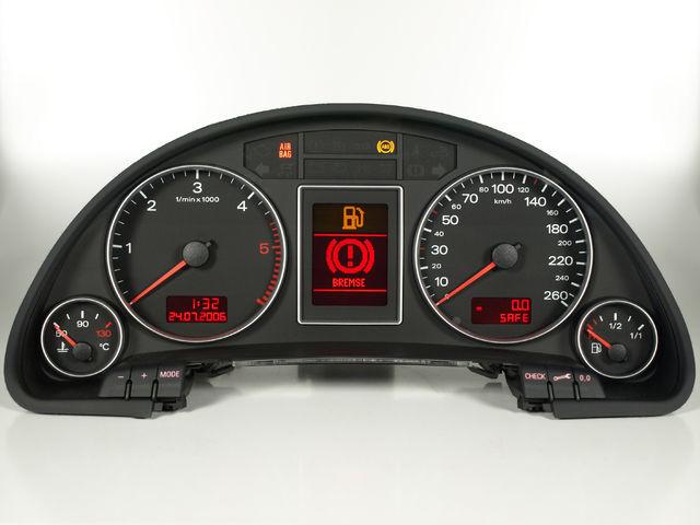 Reparaci 243 N Cuadro Instrumentos Audi Te Reparamos El