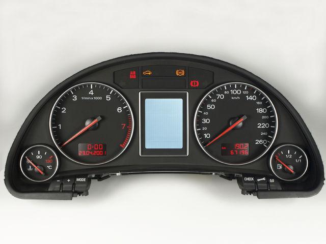 AUDI Audi A4/S4(8E/8H) Error pixel