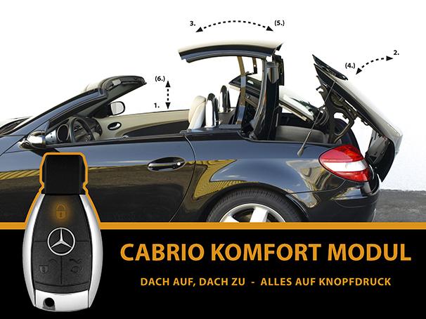 Cabrio-Modul