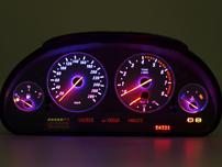 BMW E39 M5 in 'Crazy Lila'