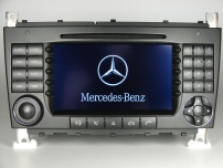Mercedes Comand APS