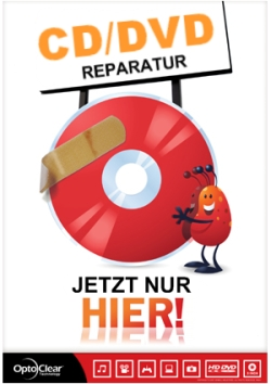 CD/DVD-Reparatur
