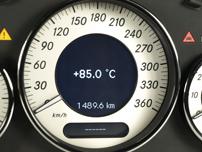 MB E-Klasse W211, CLK W209, CLS C219 - 360 km/h