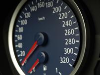 BMW E60/E61, E63/E64, E70 320 km/h in Blau