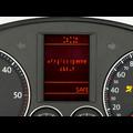 VW Golf 5 (1K), Eos (1F) mit FIS