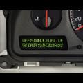 Volvo S60 I, V70 II, S80 I, XC70 I, XC90 I SRS-Airbag Wartung dringend, Warnmeldung im Display, Pixelfehler, Schrift nicht lesbar, Kombiinstrument Reparatur