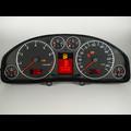 Audi A4 (8D)/ A6 (4B) mit digitaler Uhr