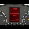 VW Tiguan 1 (5N) mit FIS