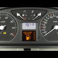 Renault Laguna II (G) mit FIS vor und nach der Reparatur